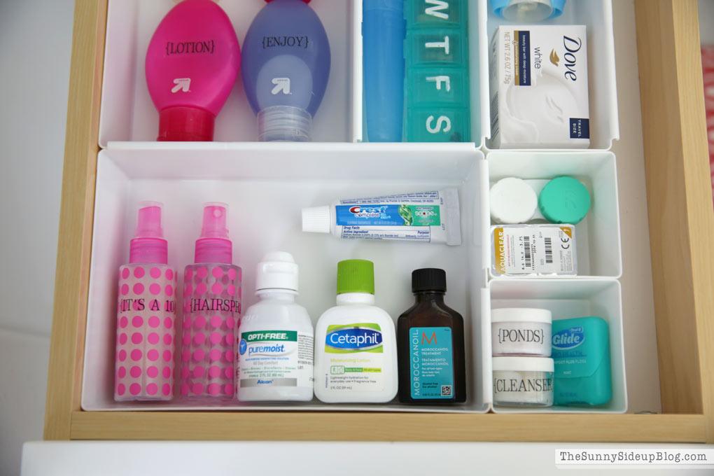 Organized Travel Supplies