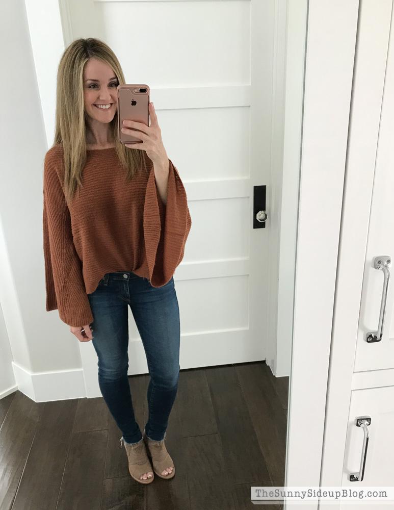 Fall Fashion (Sunny Side Up)