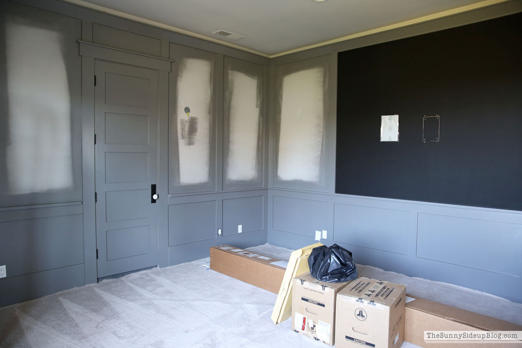 Theatre-Room-Grey-Cabinets-Shiplap