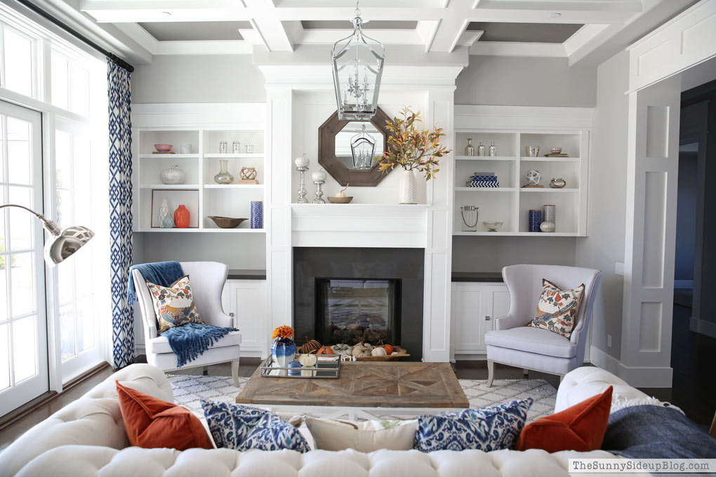 white-fireplace-built-in-shelves