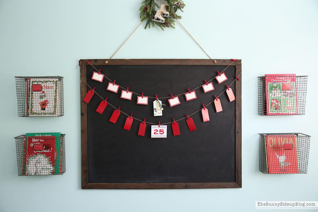 Christmas Office Decor