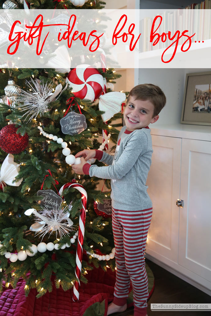 Best Gift Ideas for Boys!