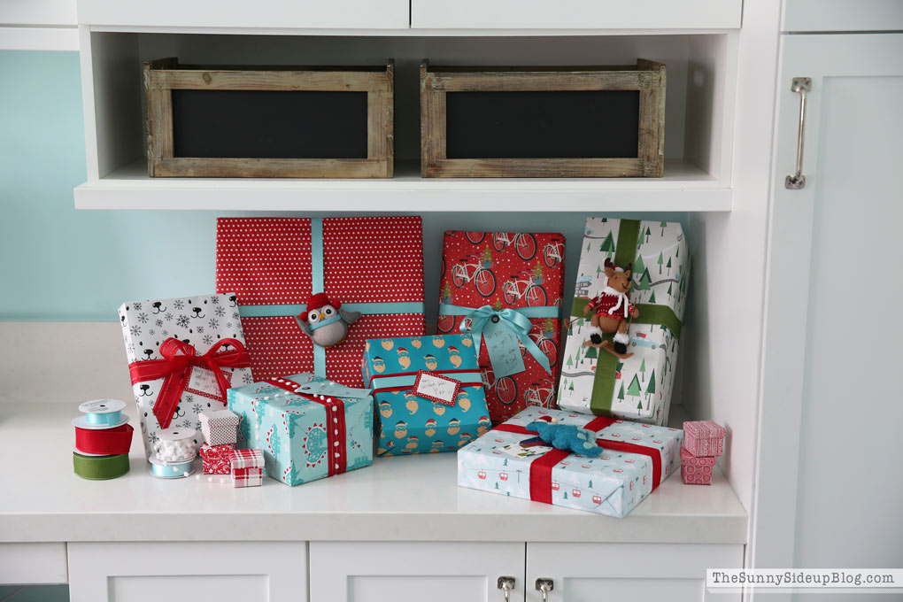 Container Store Gift Wrap