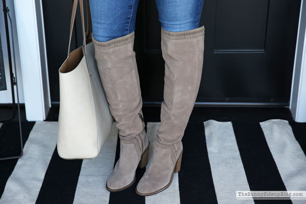 Vince Camuto Boots (on sale!)