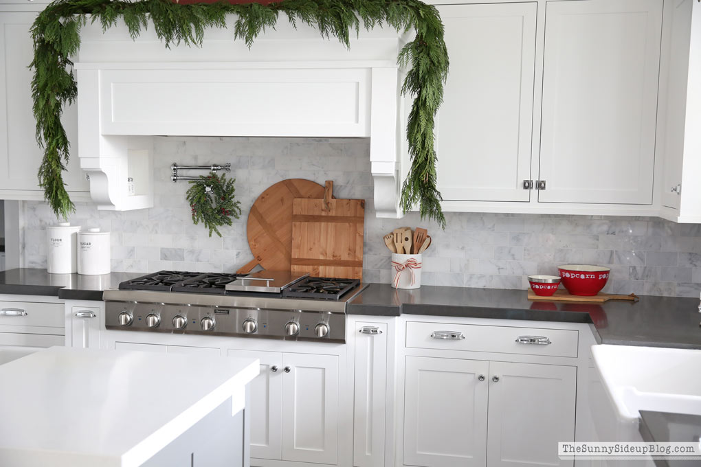 Christmas Kitchen (Sunny Side Up)