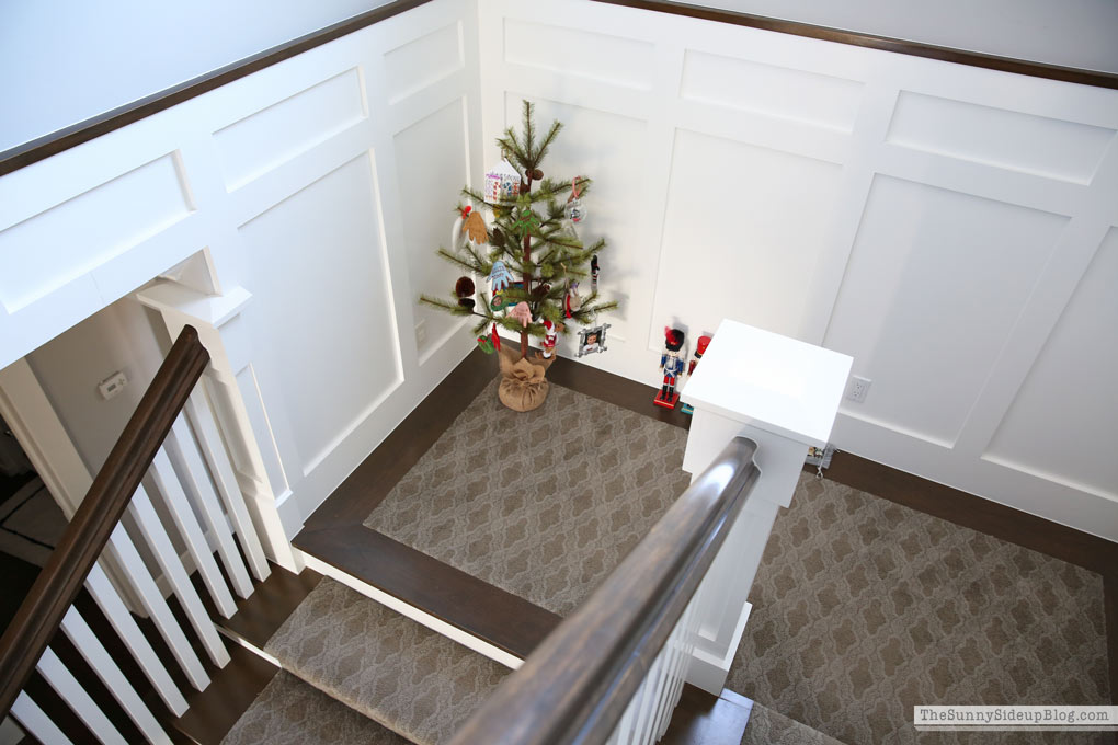 Craftsman Staircase (Sunny Side Up)