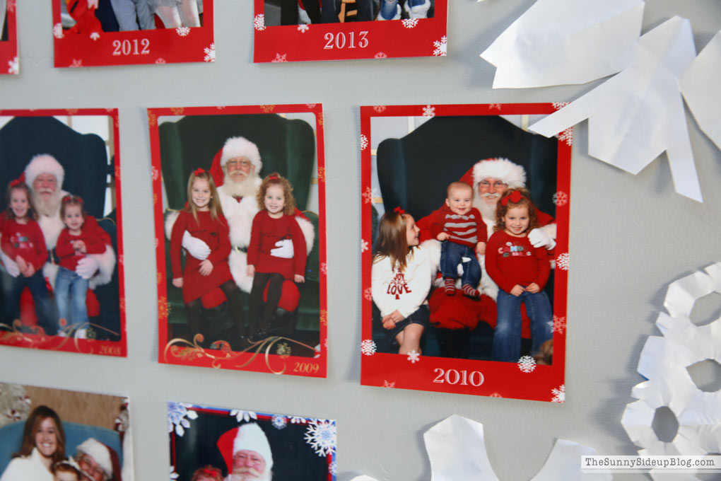 Santa Pictures (Sunny Side Up)