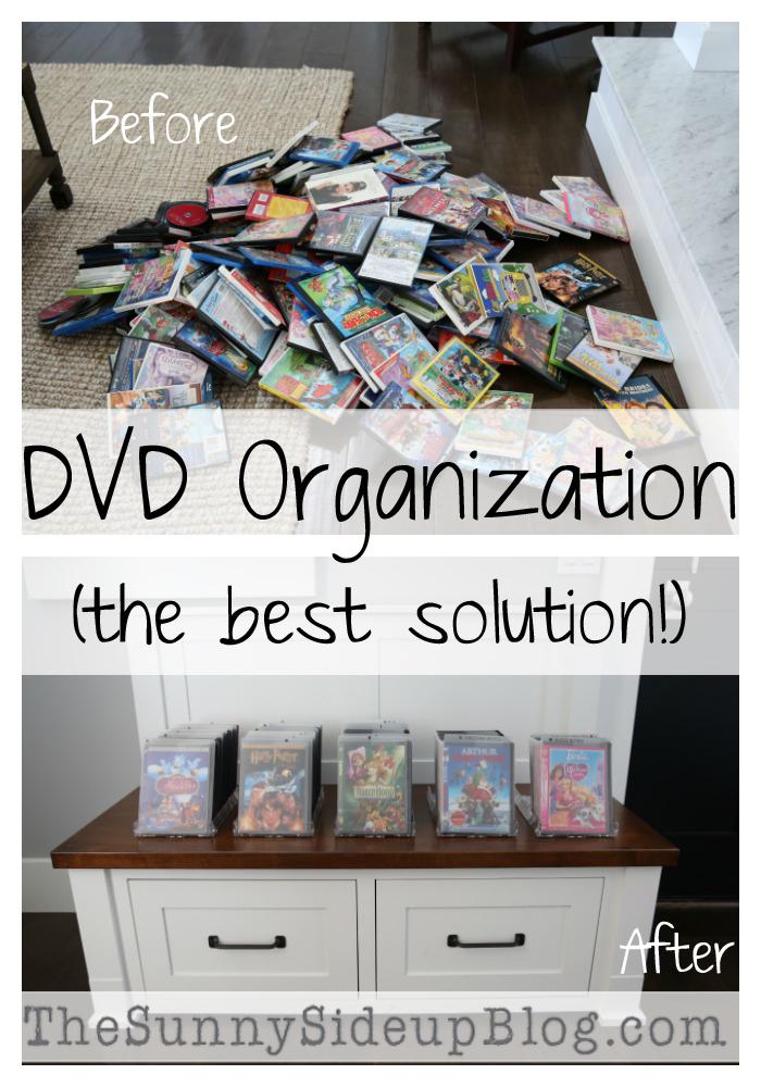 DVD Organization (Sunny Side Up)