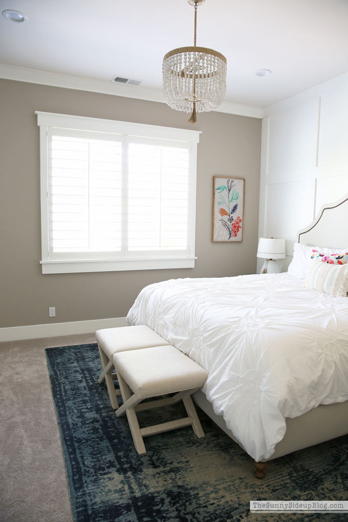 Guest Room Decor (Sunny Side Up)