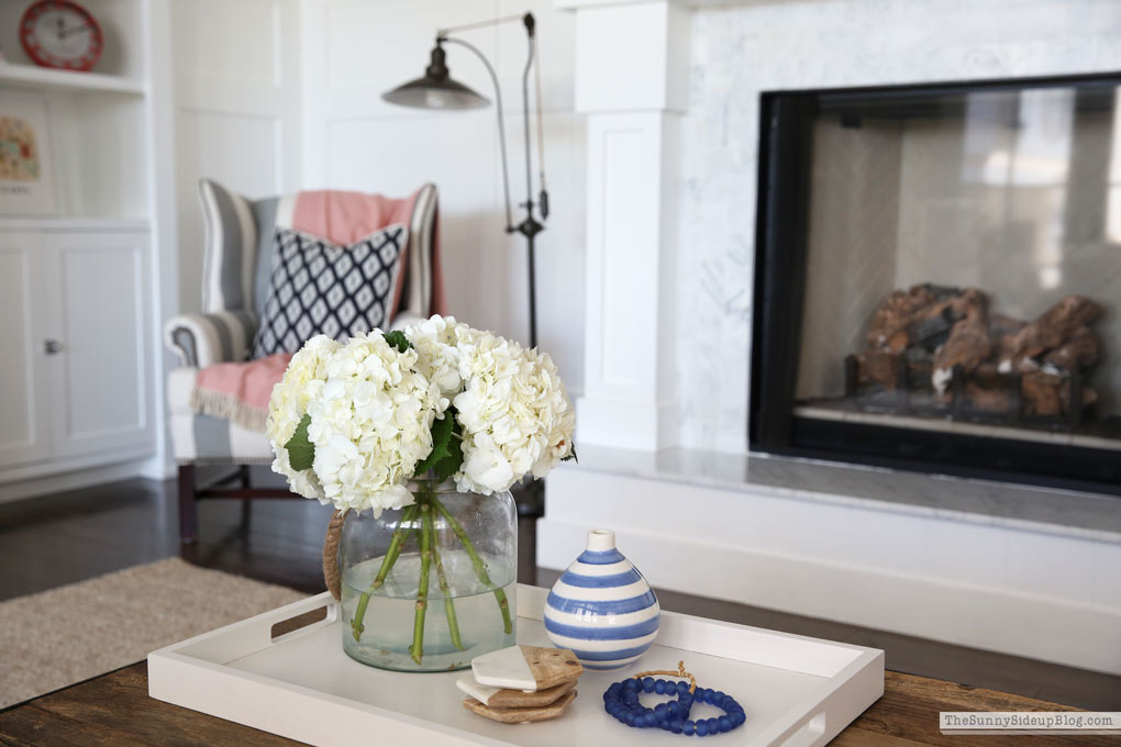 Spring Home Tour (Sunny Side Up)