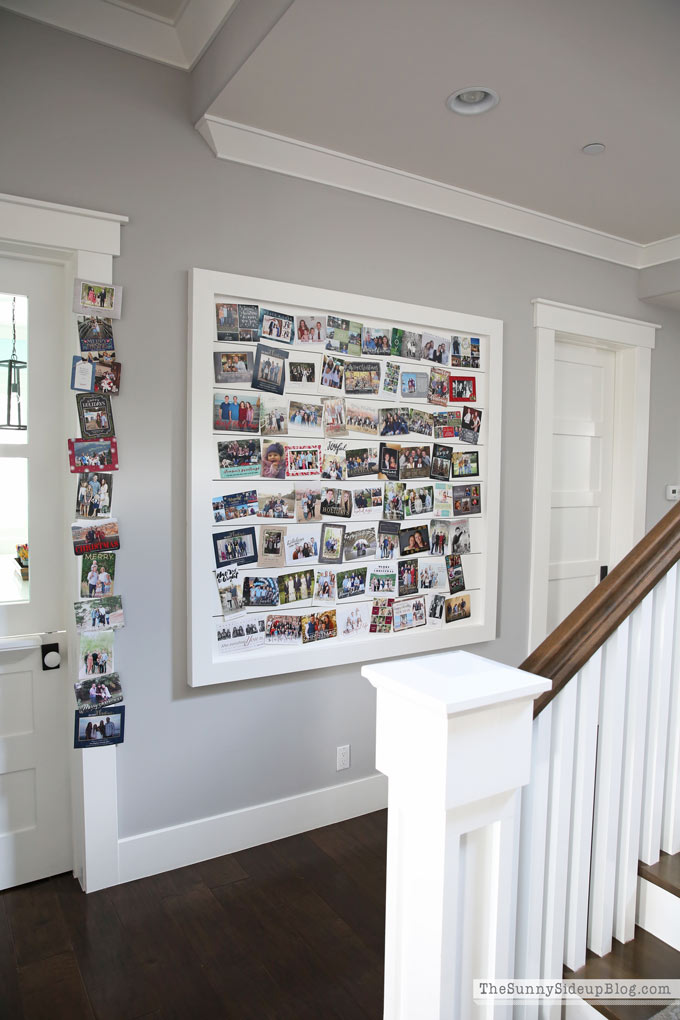 Shiplap Display Wall (Sunny Side Up)
