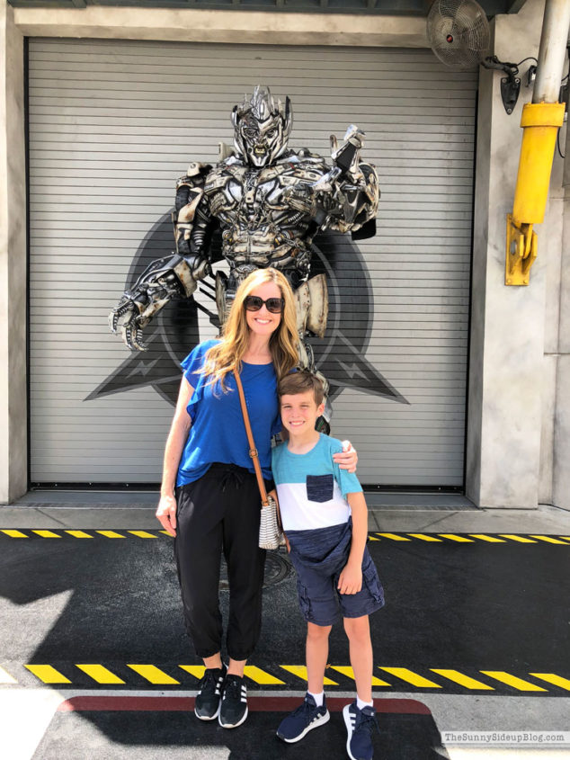 Universal Studios (Sunny Side Up)