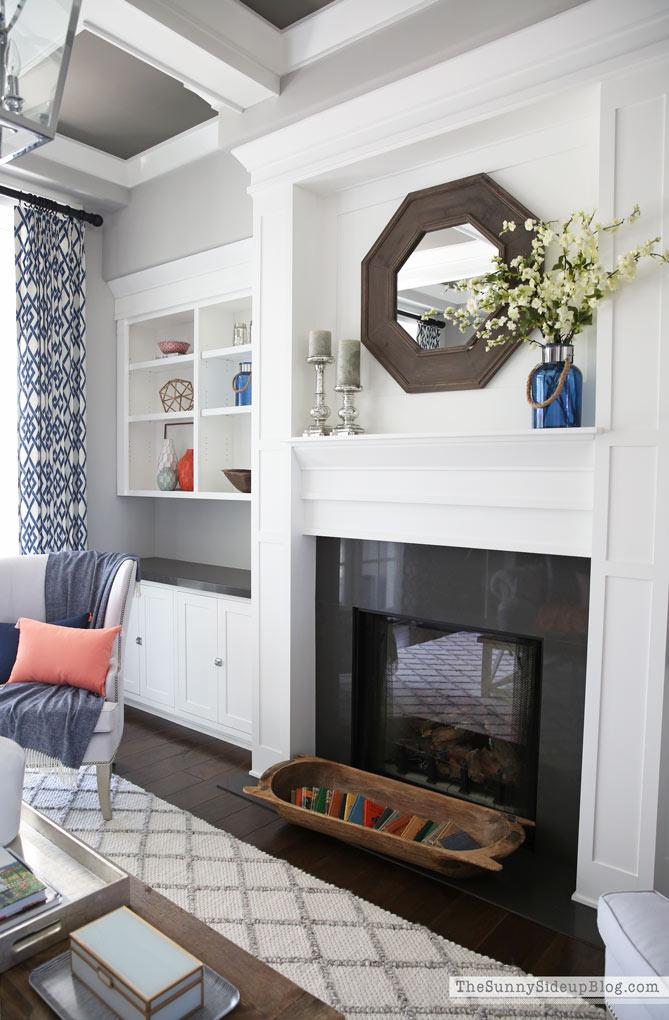 Living Room Summer Decor! (Sunny Side Up)