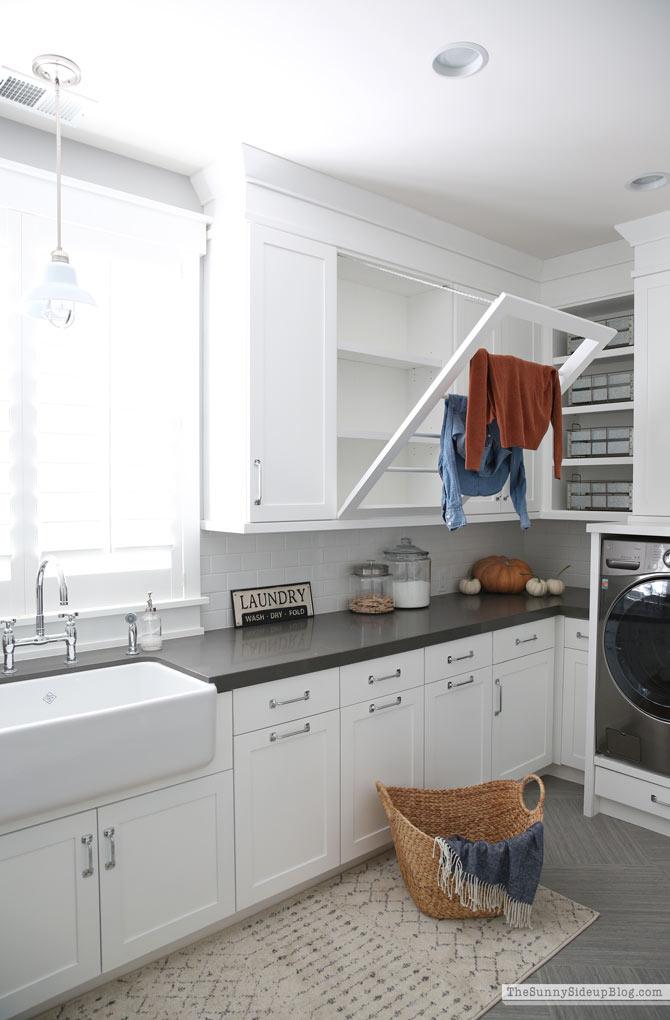 Laundry Room Decor (Sunny Side Up)