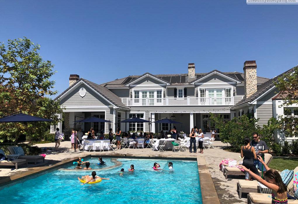 Weekend Pool Party and Sales!
