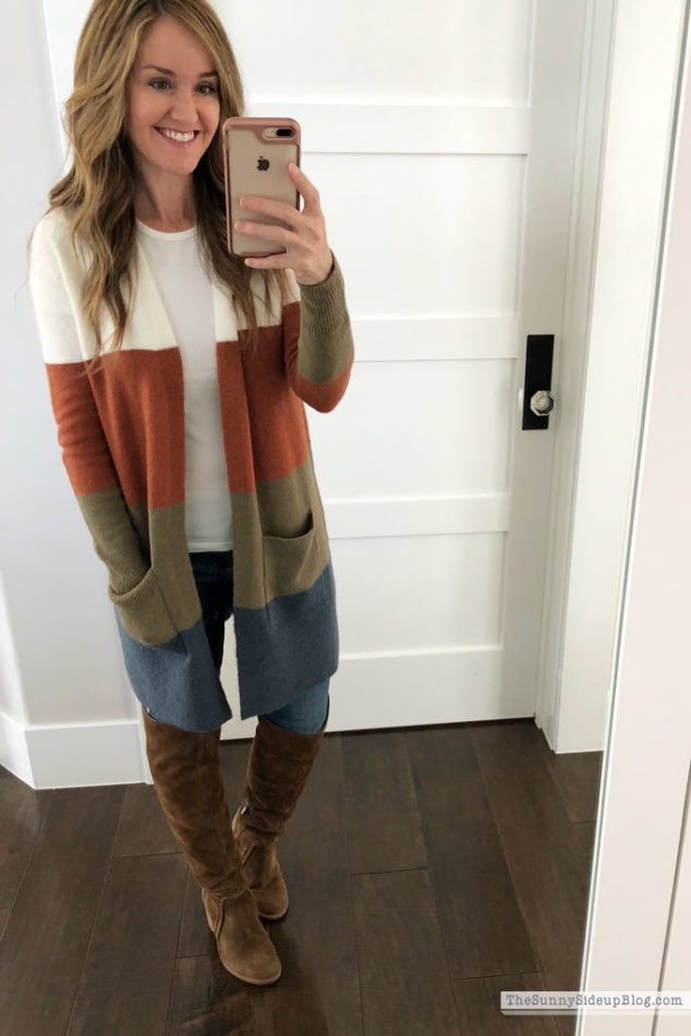 Best Fall Sweaters (Sunny Side Up)