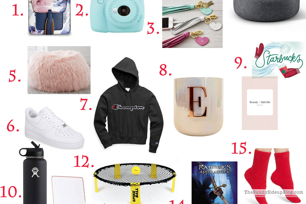 Teen Gift Guide (and a fun new sign!)