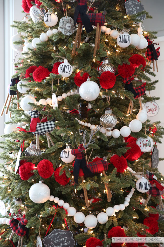 Christmas Tree Sources (Sunny Side Up)