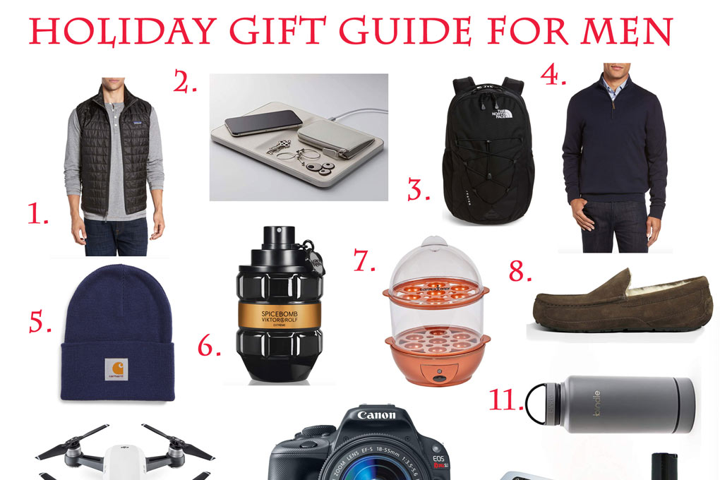 How to Make December Intentional and Gifts for Men