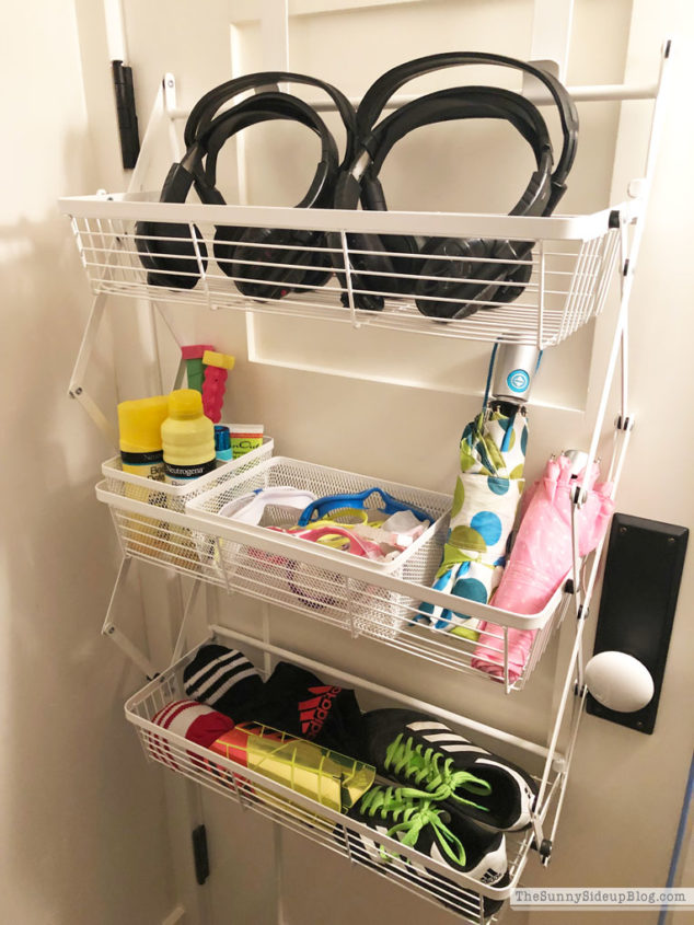 Organizing Solutions (Sunny Side Up)