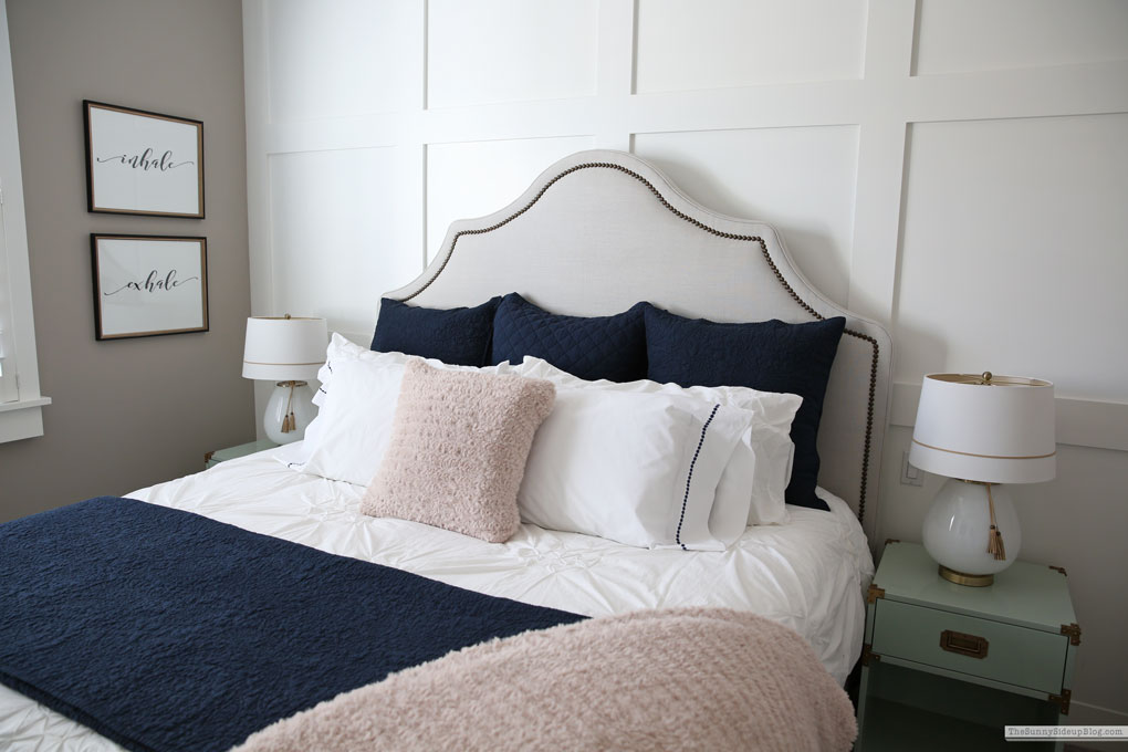 Cozy Guest Bedroom Re Fresh The Sunny Side Up Blog