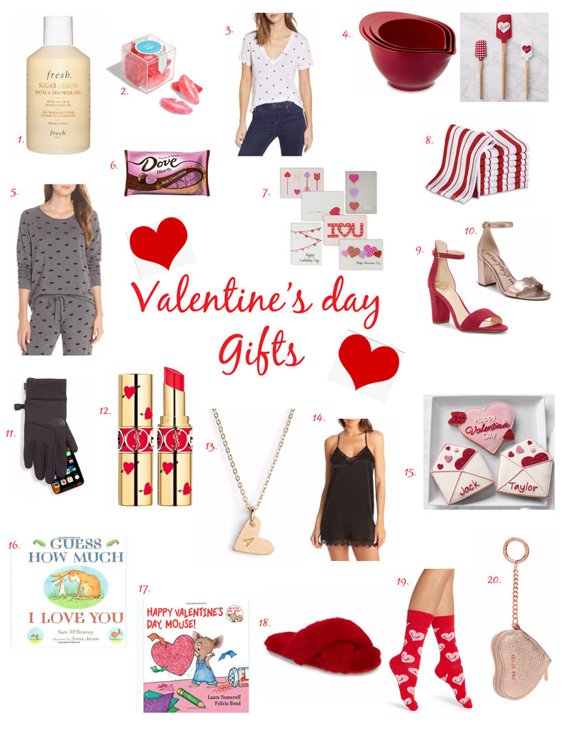 Valentine's Day Gift Guide (Sunny Side Up)