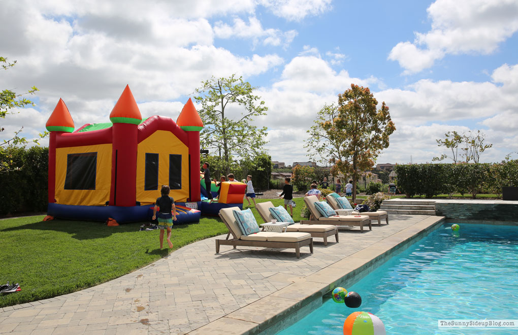 Boys Colorful Birthday Party (Sunny Side Up)