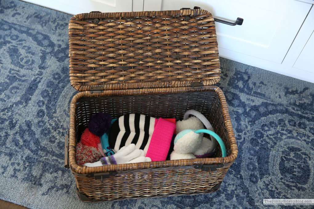 Organized baskets (Sunny Side Up)