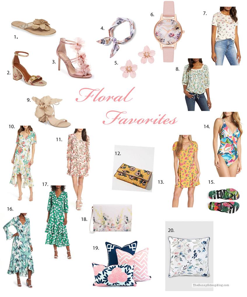 Floral Favorites! (Sunny Side Up)