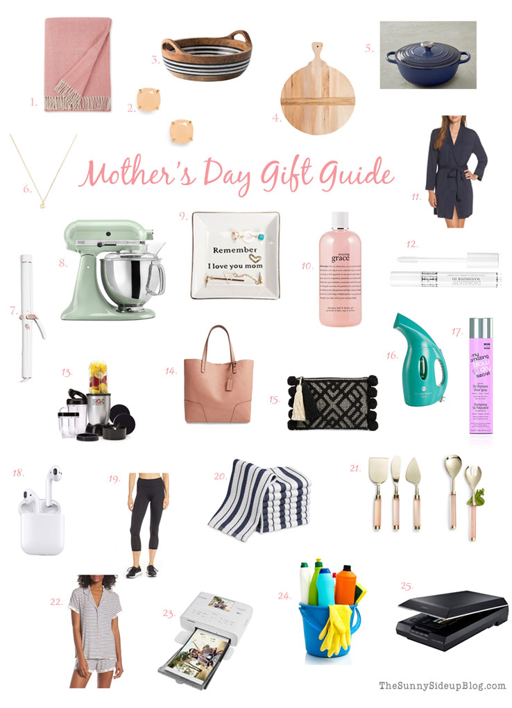 Mother's Day Gift Guide (Sunny Side Up)