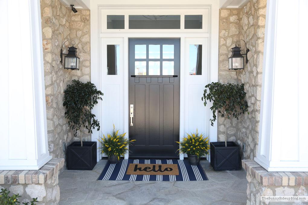 Coastal Craftsman home (Sunny Side Up)
