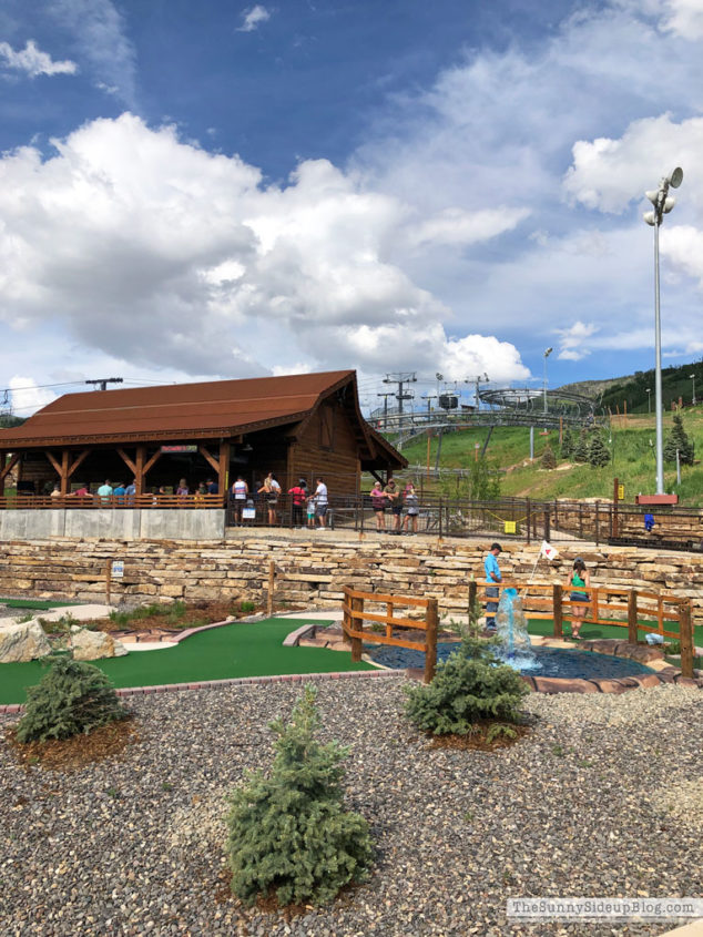 Vacation in Colorado Springs (Sunny Side Up)