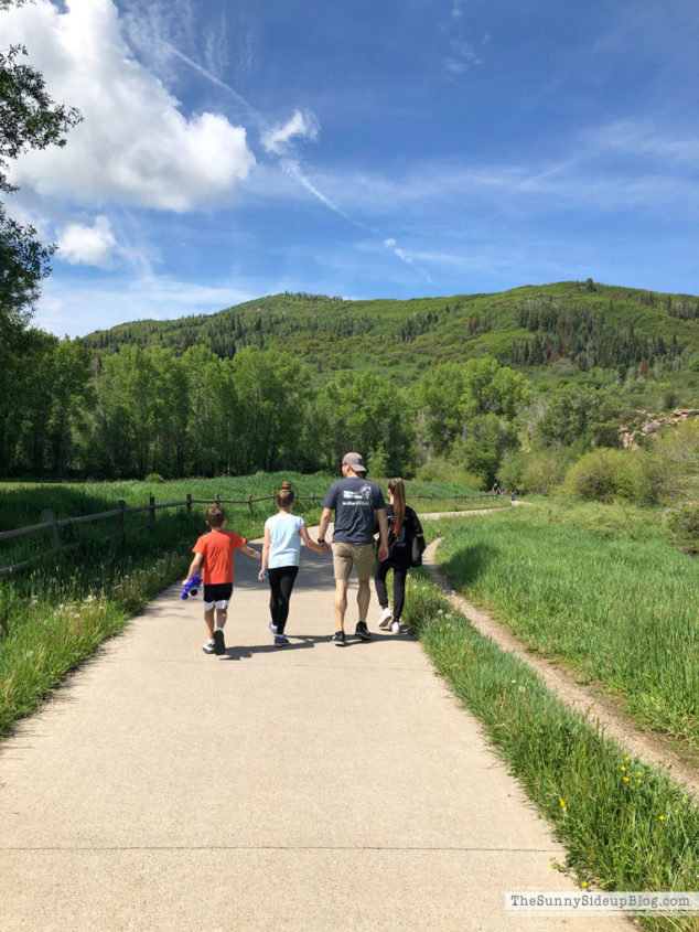 Vacation in Steamboat Springs (Sunny Side Up)