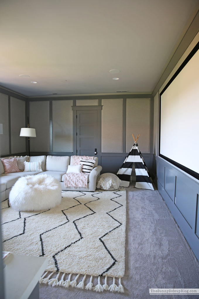 Theatre Room (Sunny Side Up)
