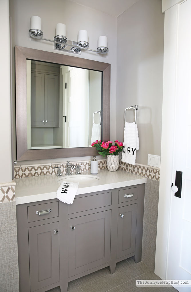 Office/Guest Bathroom (Sunny Side Up)
