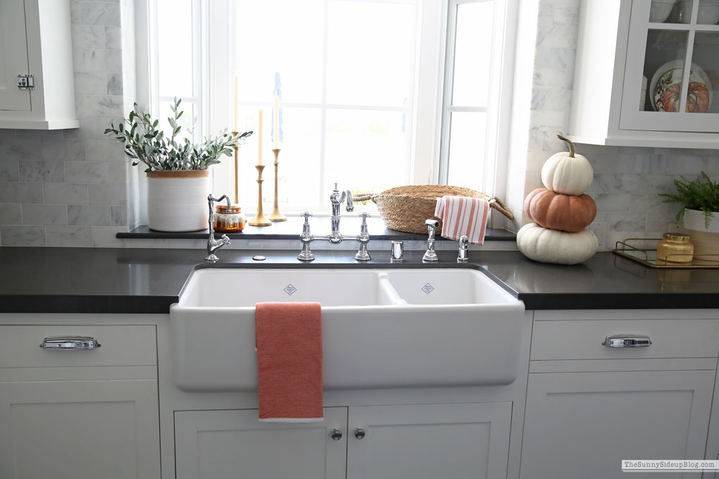 Fall Kitchen (Sunny Side Up)