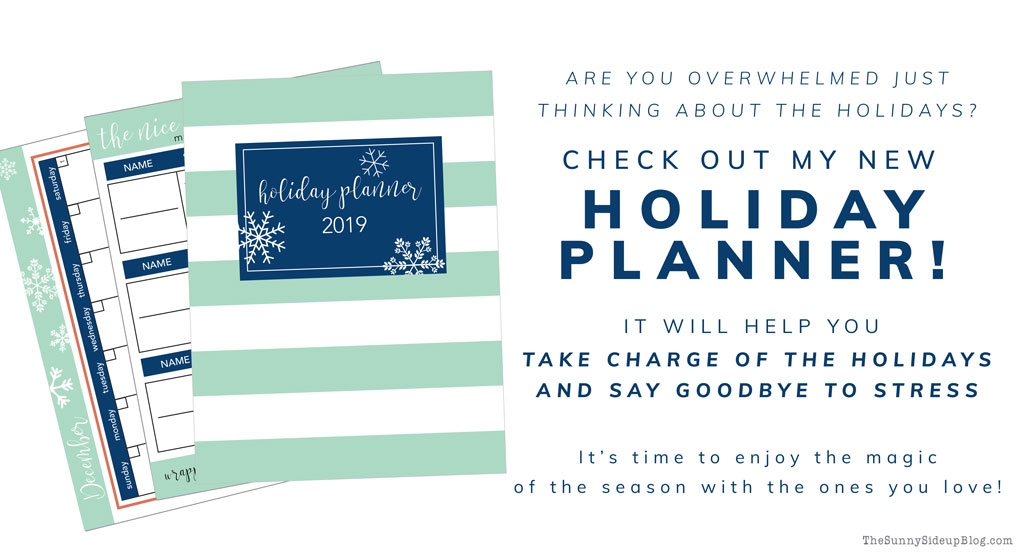 2019 Holiday Planner (FREE!)