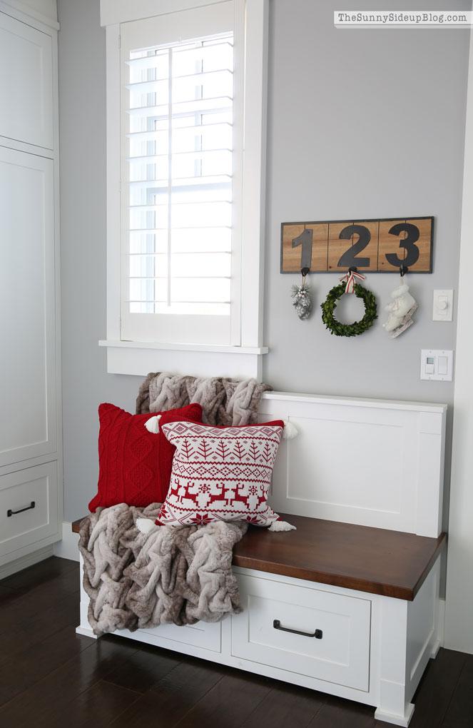 Cozy holiday decor (Sunny Side Up)