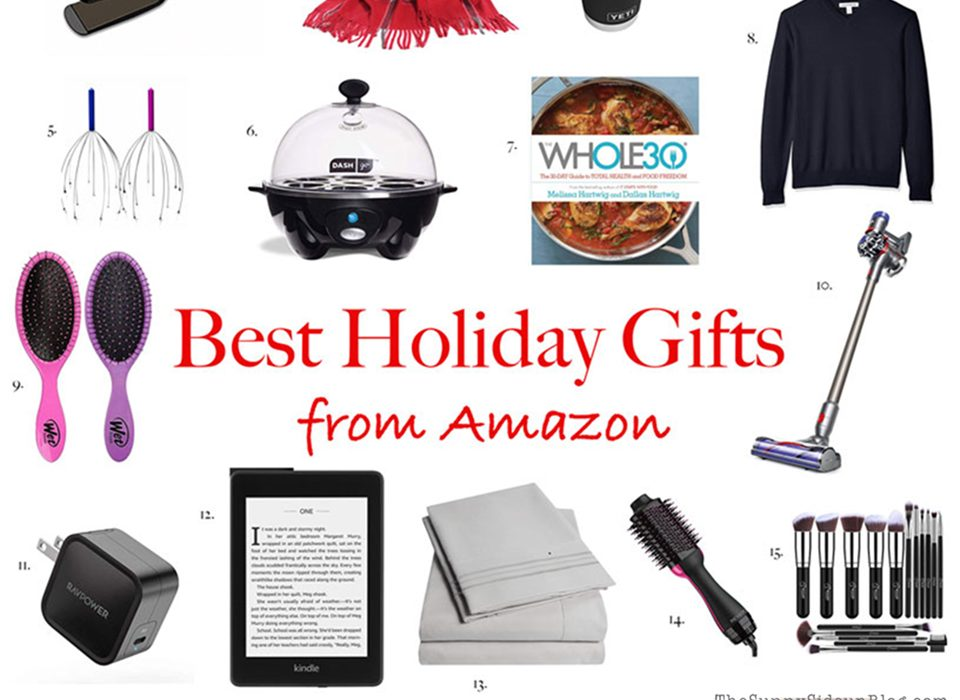 Best Holiday Gifts from Amazon!