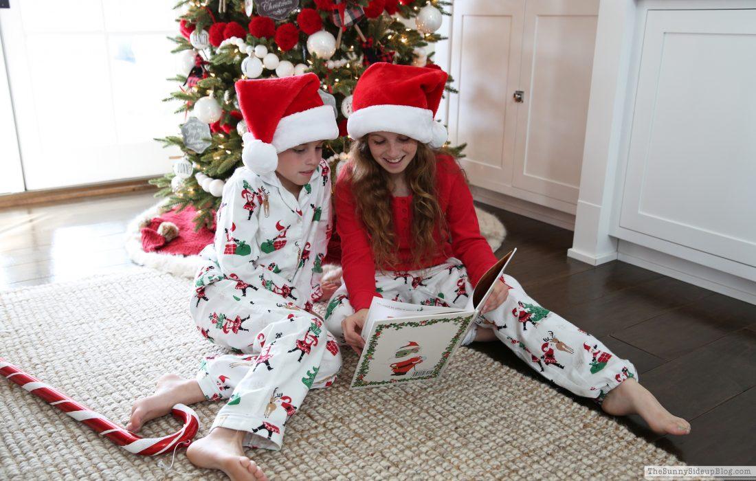 Favorite Christmas Pajamas!