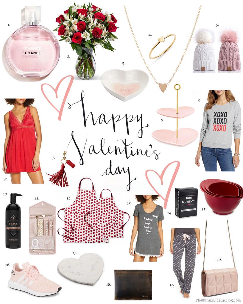 Valentine's Day Favorites (Sunny Side Up)