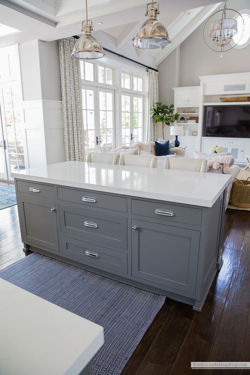 Organized Kitchen (Sunny Side Up)