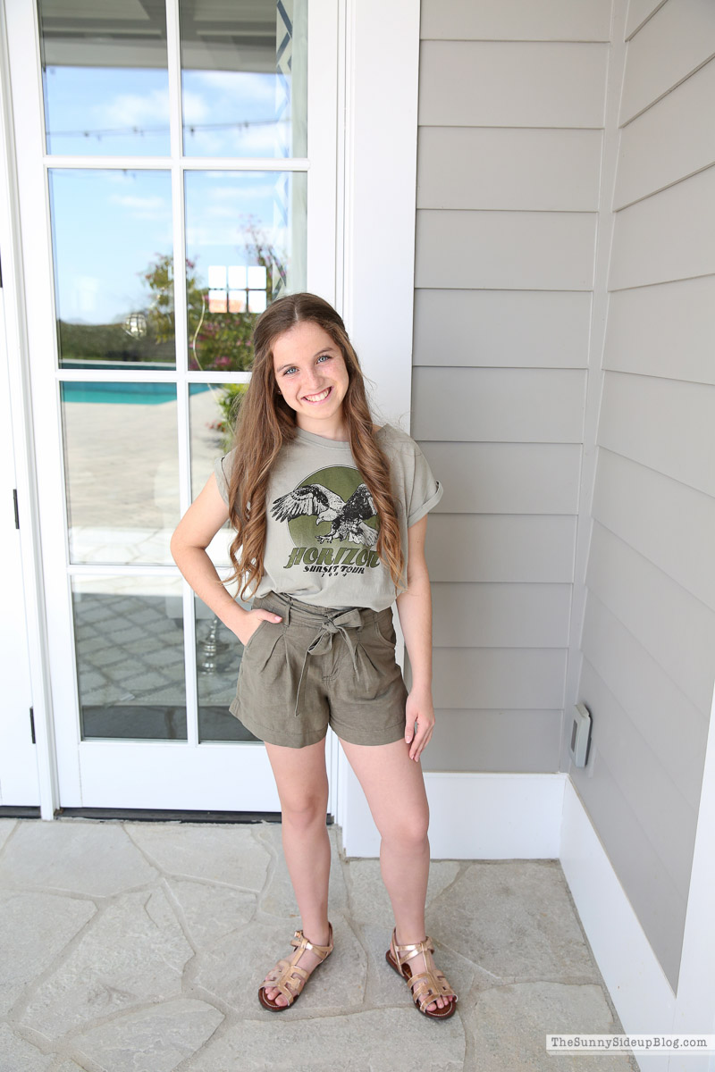 Kids' Spring and Summer Fashion (Sunny Side Up)