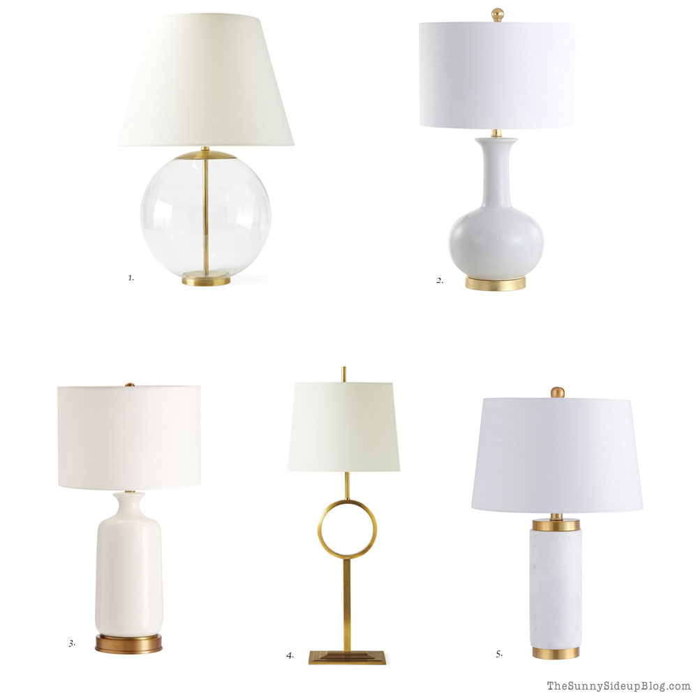 Lamps, Coverups and Sales! (Sunny Side Up)