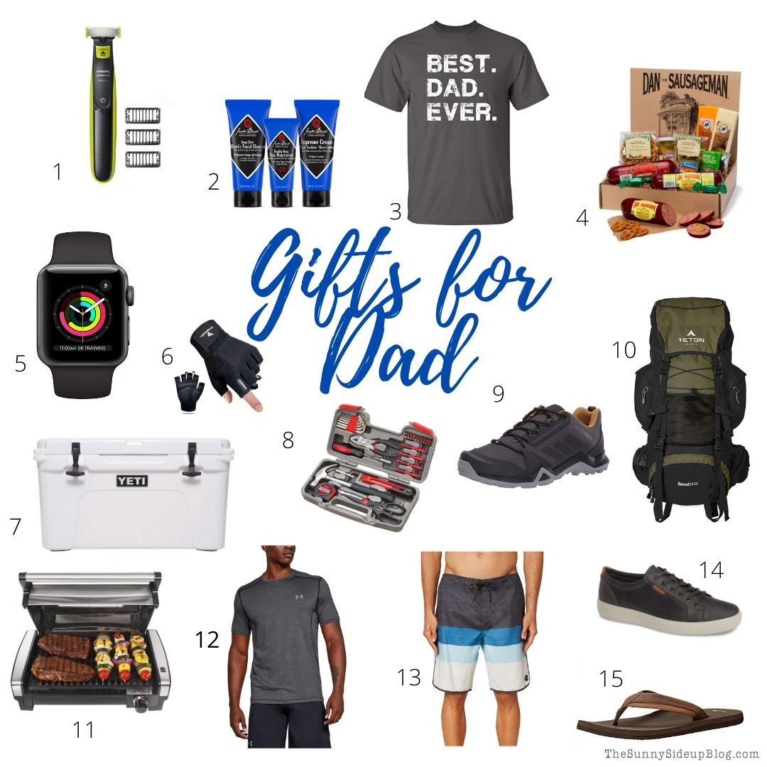 Father's Day Gift Ideas (Sunny Side Up)