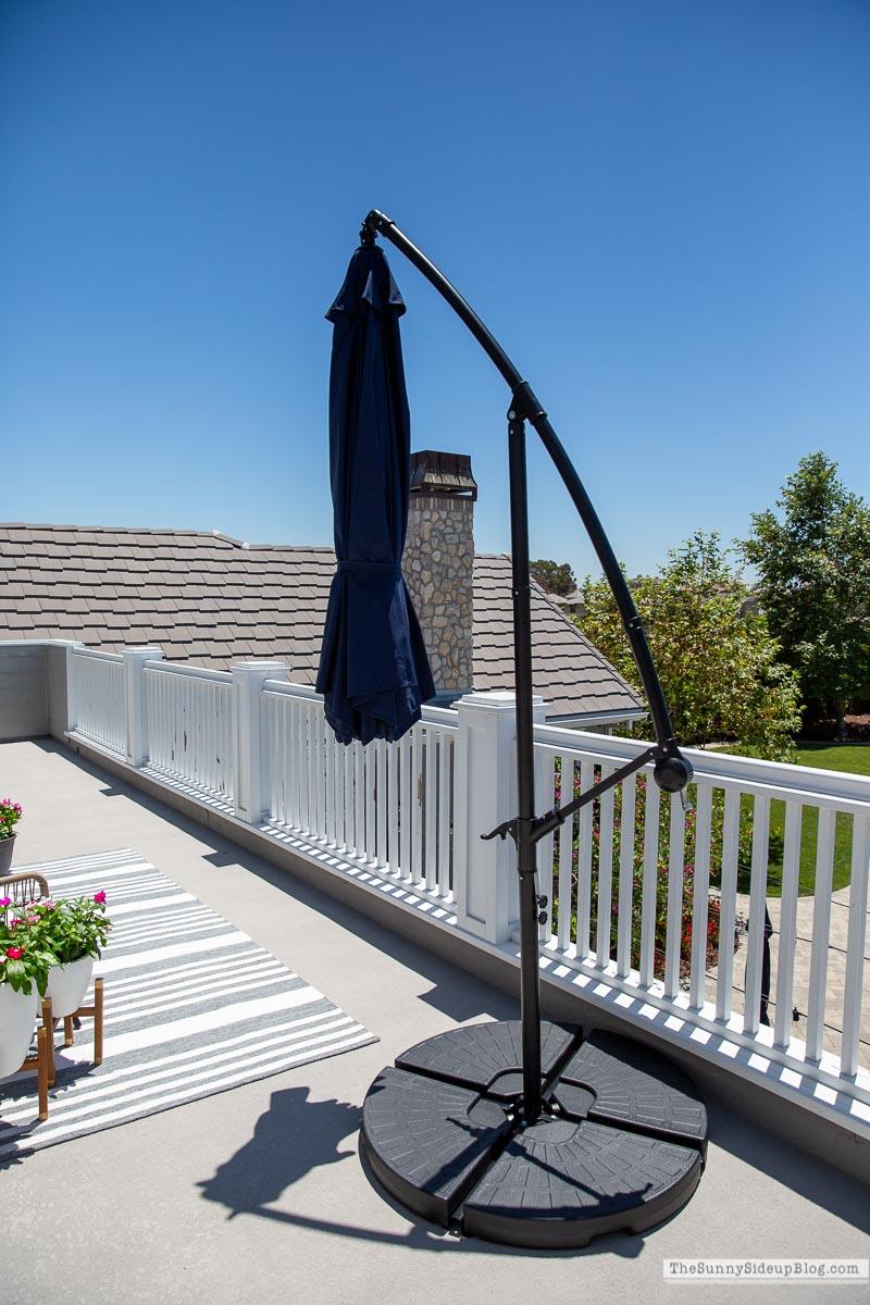 Deck Makeover (Sunny Side Up)