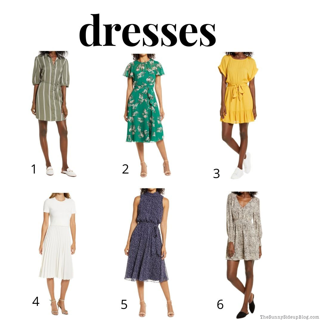 Nordstrom Anniversary Sale (Sunny Side Up)