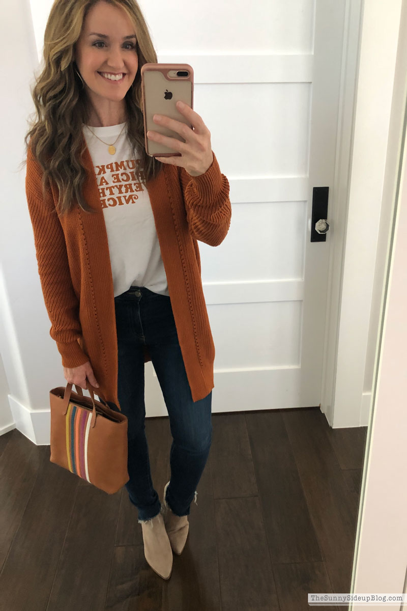 Fall Favorites (Sunny Side Up)