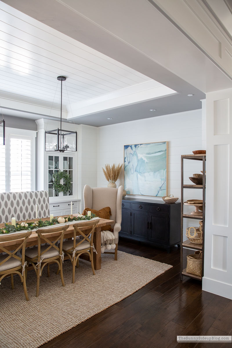 Fall dining room (Sunny Side Up)