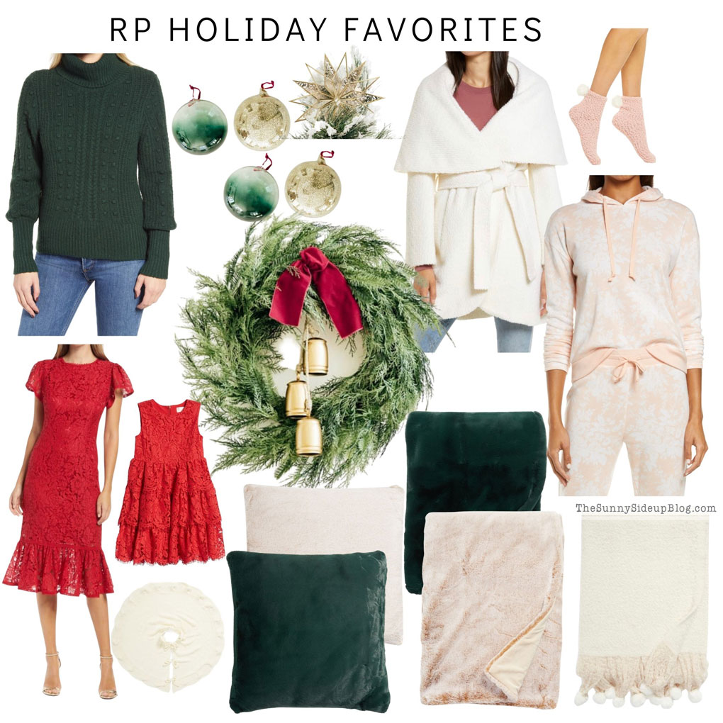 RP Holiday Favorites (Sunny Side Up)
